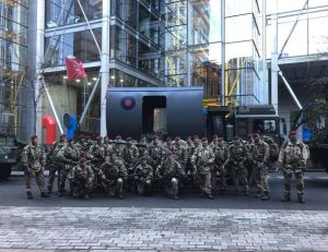 4th Battalion, Parachute Regiment - The Parachute Regimental